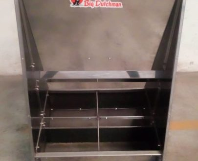 Pigs 1x2 Finisher Feeder