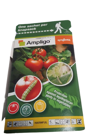 Ampligo insecticide
