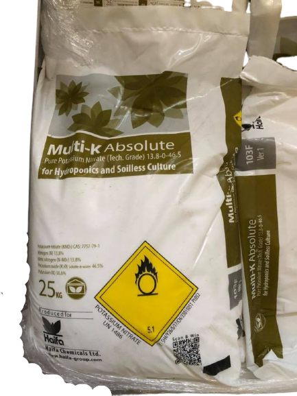 Multi K absolute fertilizer