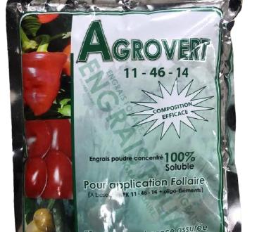 Agrovert 11:46:14 foliar fertilizer