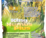 King Humus Plus Organic Soil Conditioner and Growth Stimulant -100g