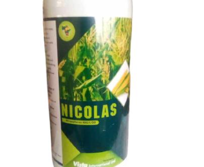 Nicolas herbicide