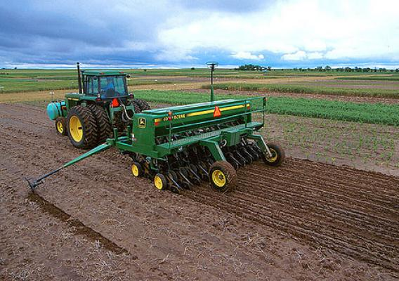 IMPORTANCE OF TECHNOLOGY TO AGRICULTURE