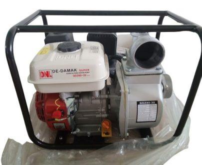 """Water Irrigation Pump - (6.5 HP   3"""") -Gasoline Powered"""