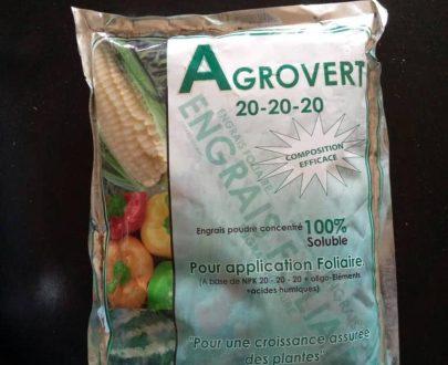 Agrovert 20-20-20 Foliar Fertilizer
