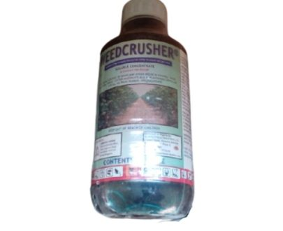 Weed Crusher Herbicide