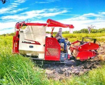 Crawler Harvester