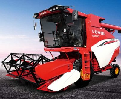 GM 100 COmbined Harvester