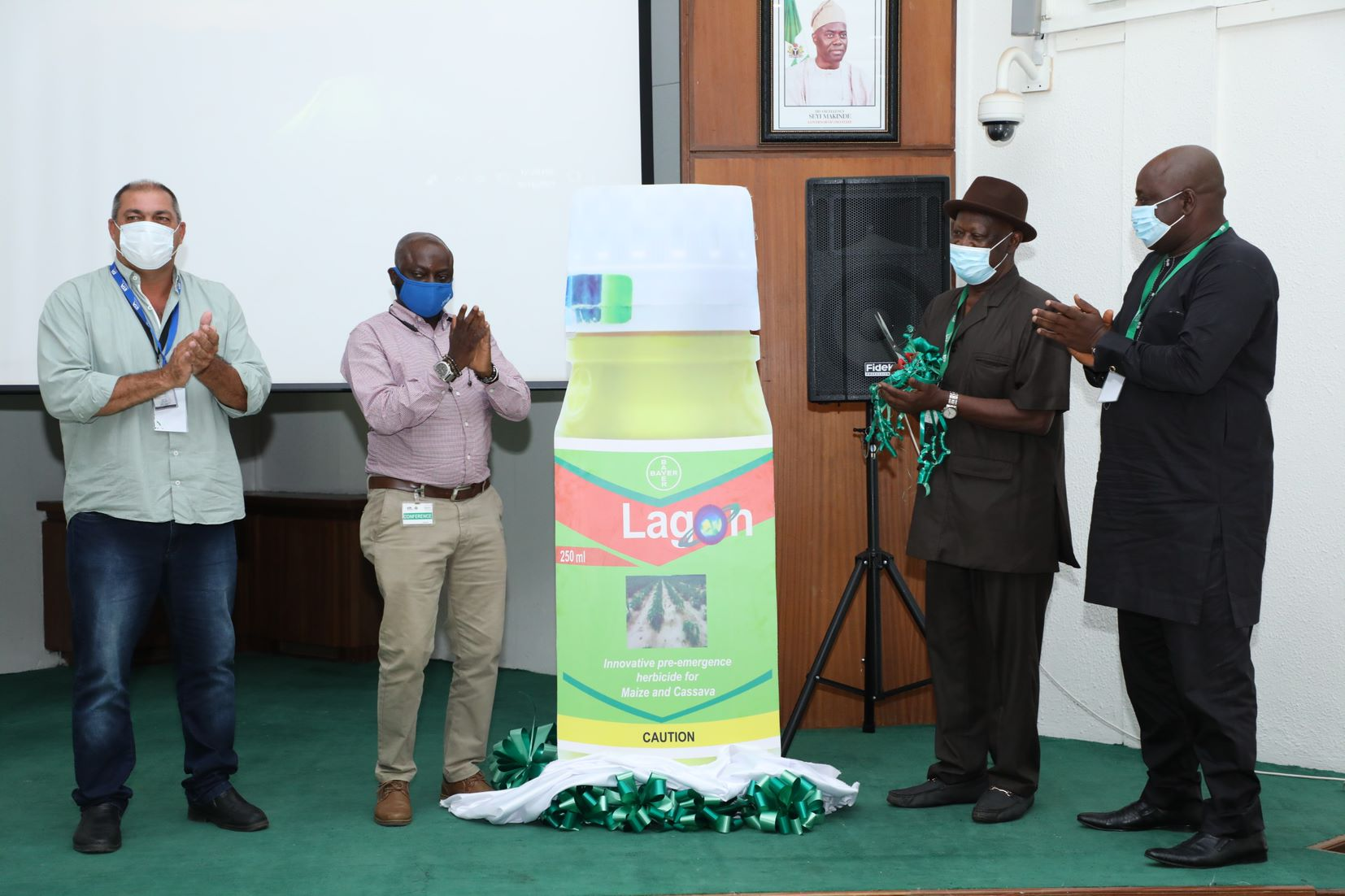 How Lagon Herbicide Increases Production And Profits – Bayer